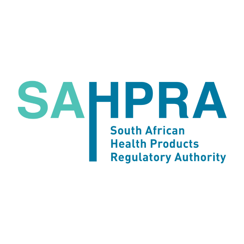 Logo SAHPRA South African Health Products Regulatory Authority